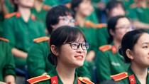 Thí sinh nữ có cơ hội học ngành nào của khối trường quân đội?
