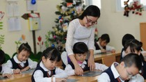 Một giáo viên phổ thông phải có 5 tiêu chuẩn, 15 tiêu chí