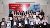 Đại học RMIT Việt Nam sẽ trao 34 tỉ đồng học bổng trong năm 2018