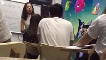 """Trung tâm ngoại ngữ của người chửi học viên """"mặt người óc lợn"""" dạy không phép"""