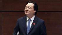 Bộ trưởng Phùng Xuân Nhạ trả lời chất vấn trước Quốc hội