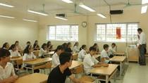 Ảnh: Thí sinh Hà Nội ngày đầu tiên thi vào lớp 10