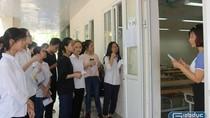 Đáp án chính thức môn Toán vào lớp 10 ở Hà Nội
