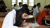Cả nước có 13.101 thí sinh không đến làm thủ tục dự thi