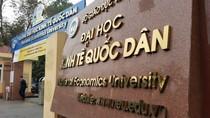 Đại học Kinh tế quốc dân nhận hồ sơ xét tuyển từ 18 điểm