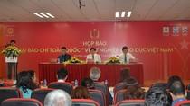"""Giải báo chí toàn quốc """"Vì sự nghiệp Giáo dục Việt Nam"""""""