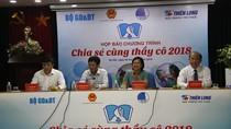 Ngày 20/11 sẽ tuyên dương 63 thầy cô giáo đang dạy học sinh khuyết tật