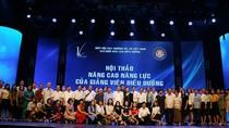 Ngành điều dưỡng ở Việt Nam đang thiếu cả về số lượng và chất lượng