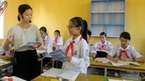 Bộ Giáo dục muốn nâng chuẩn trình độ giáo viên trung học cơ sở lên đại học