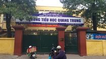Bộ Giáo dục yêu cầu xác minh vụ cô giáo Hà Nội ra lệnh tát học sinh