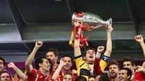 Tây Ban Nha: Chức vô địch EURO qua những con số