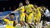 Giải U21: SLNA lên ngôi vô địch lần thứ 4 trong thế thiếu người
