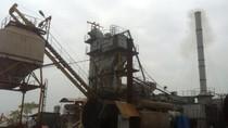 """Phát hiện hàng loạt trạm bê tông hoạt động """"chui"""" trong cảng Khuyến Lương"""