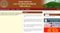 Cục Thi hành án Sơn La đang giải quyết đơn khiếu nại, tố cáo của ông Hà Văn Sơn