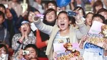 Ảnh hot 3 lần 'làm mưa làm gió'  của Super Junior tại Việt Nam