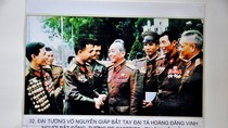 Nhà giáo già Lưu Đức Ngò và bộ sưu tập ảnh 10 năm về Đại tướng