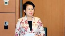 Bà Phan Thị Mỹ Thanh: Chỉ có 4 cử tri đề nghị bãi nhiệm tôi