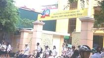Phản đối thanh tra, giáo viên tiếp tục tố cáo hiệu trưởng trường Phạm Hồng Thái