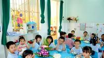Chính sách hỗ trợ ăn trưa đối với trẻ em mẫu giáo