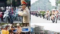 7 nhóm nhiệm vụ trọng tâm đảm bảo trật tự an toàn giao thông năm 2018