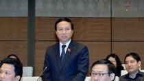Xem xét lấy phiếu tín nhiệm người giữ chức vụ được Quốc hội bầu, phê chuẩn