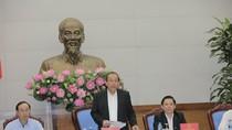 Phó Thủ tướng Trương Hòa Bình nhắc nhở một số bộ