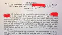 Người tố cáo ở Trường Phạm Hồng Thái mòn mỏi chờ công lý