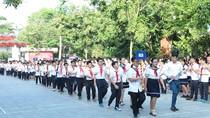 Trường Lương Thế Vinh khai giảng trong nỗi nhớ thầy Văn Như Cương