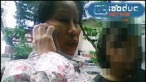 """Video: """"Cò"""" tại Bệnh viện K Trung ương bày cách """"dúi"""" tiền bác sĩ"""