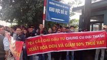 Phản đối chủ đầu tư, nhiều cư dân Đại Thanh bị đánh phải nhập viện