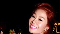 Hồng Hà cười tươi tại sự kiện sau vụ bán dâm rúng động