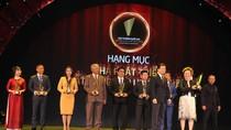 """Vingroup """"bội thu"""" Giải thưởng Quốc gia bất động sản Việt Nam 2018"""