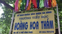 Giữa Thủ đô, 10 năm qua, giáo viên trường Hoàng Hoa Thám bị ăn chặn tiền lên lớp