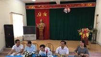 Đang họp báo gian lận, tẩy xóa kết quả điểm thi tại Sơn La