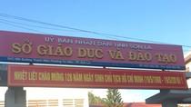 Hình ảnh 5 cán bộ sửa điểm ở Sơn La trong mắt đồng nghiệp