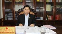 Ông Chủ tịch Hoàng Minh Xuyên không hiểu luật hay bao che cho hiệu trưởng?