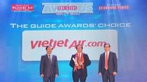 Vietjet tiếp tục được vinh danh Hãng hàng không tiên phong