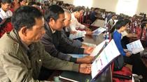 Đối thoại chính sách bảo hiểm xã hội với nông dân huyện Krông Pắc