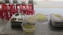 """""""Bữa ăn thịt thối"""" cho học sinh và lời xác nhận của Phú Thành Quốc"""