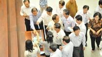 Kết quả lấy phiếu tín nhiệm 18 vị trí lãnh đạo TP Hồ Chí Minh
