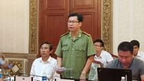 TP.Hồ Chí Minh trình lãnh đạo Bộ Công an đề án thành lập đội săn bắt cướp