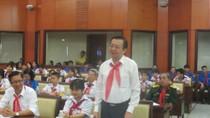 Giám đốc Sở Giáo dục TP.Hồ Chí Minh nói về tình trạng giáo viên o ép học thêm