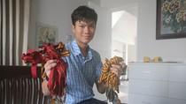 Chàng trai nhỏ tuổi nhất giành học bổng tiền tỷ du học tại Hà Lan