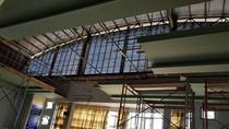 Hiệu trưởng Trường Nguyễn Hữu Tiến chi gần 210 triệu sửa hội trường