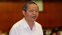 Lý do từ nhiệm của ông Lê Văn Khoa, Phó Chủ tịch Thành phố Hồ Chí Minh