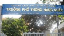 Trường đầu tiên ở Thành phố Hồ Chí Minh công bố điểm chuẩn tuyển sinh lớp 10