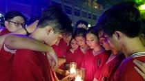 630 học sinh lớp 12 Trường Trưng Vương cùng tổ chức sinh nhật tuổi 18
