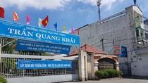 Trường Trần Quang Khải xảy ra việc tẩy xóa, sửa chữa chứng từ kế toán