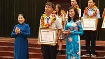 Thành phố Hồ Chí Minh tuyên dương 778 học sinh giỏi tiêu biểu các cấp
