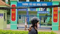 Tự xây bếp ăn cho học sinh, Hiệu trưởng Trường Hùng Vương bị đình chỉ công tác